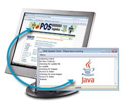 Java web client - we no longer have any affiliation with POS Logistics and so can now offer POS Logistics customers amazing deals on web integration.